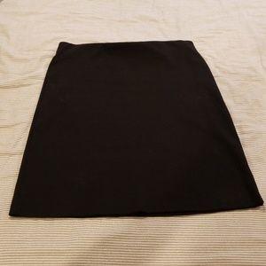 3/$15.  Worn once black skirt